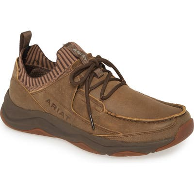 Ariat Country Mile Sneaker- Brown