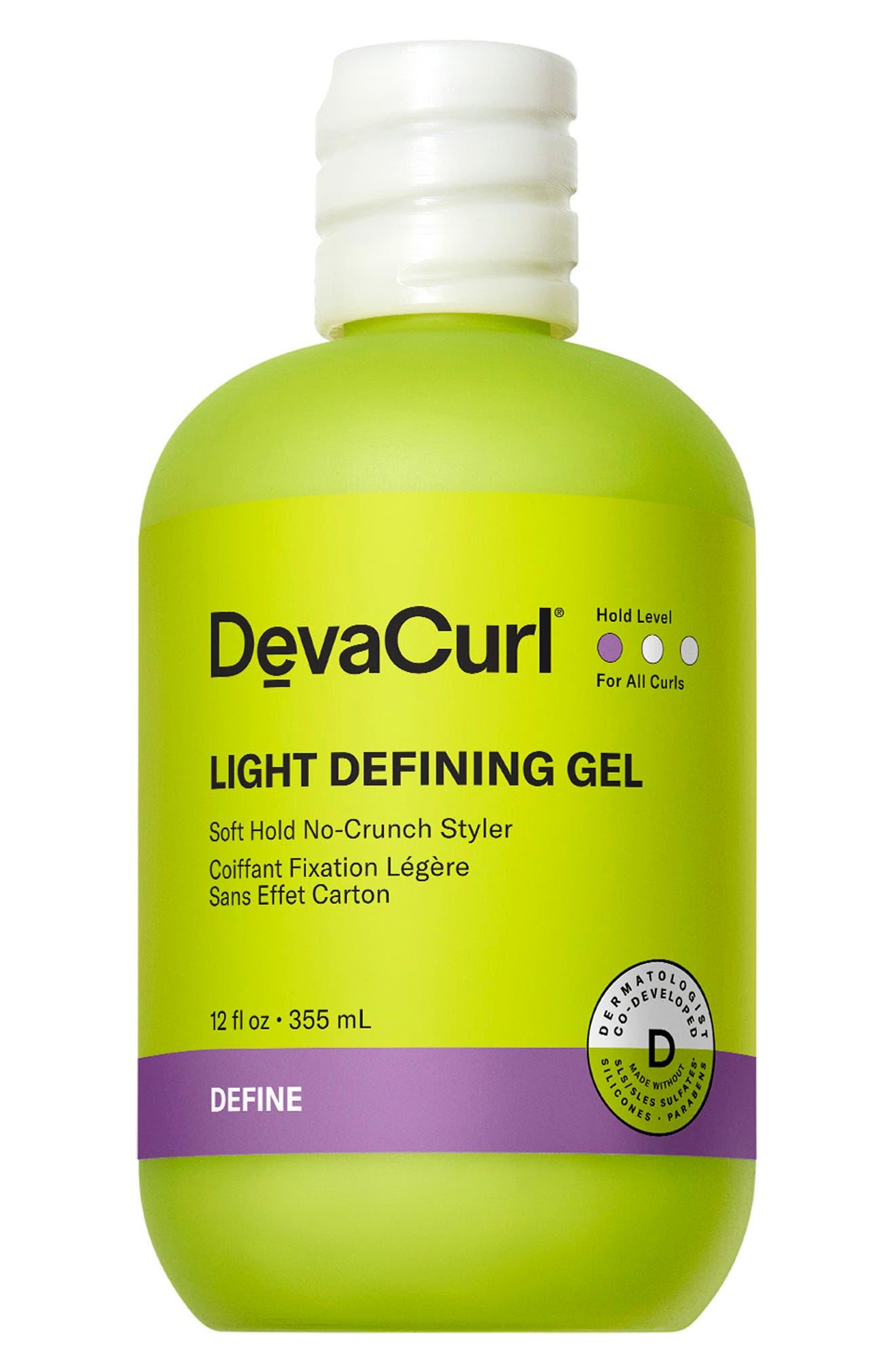 Light Defining Gel Soft Hold No-Crunch Styler