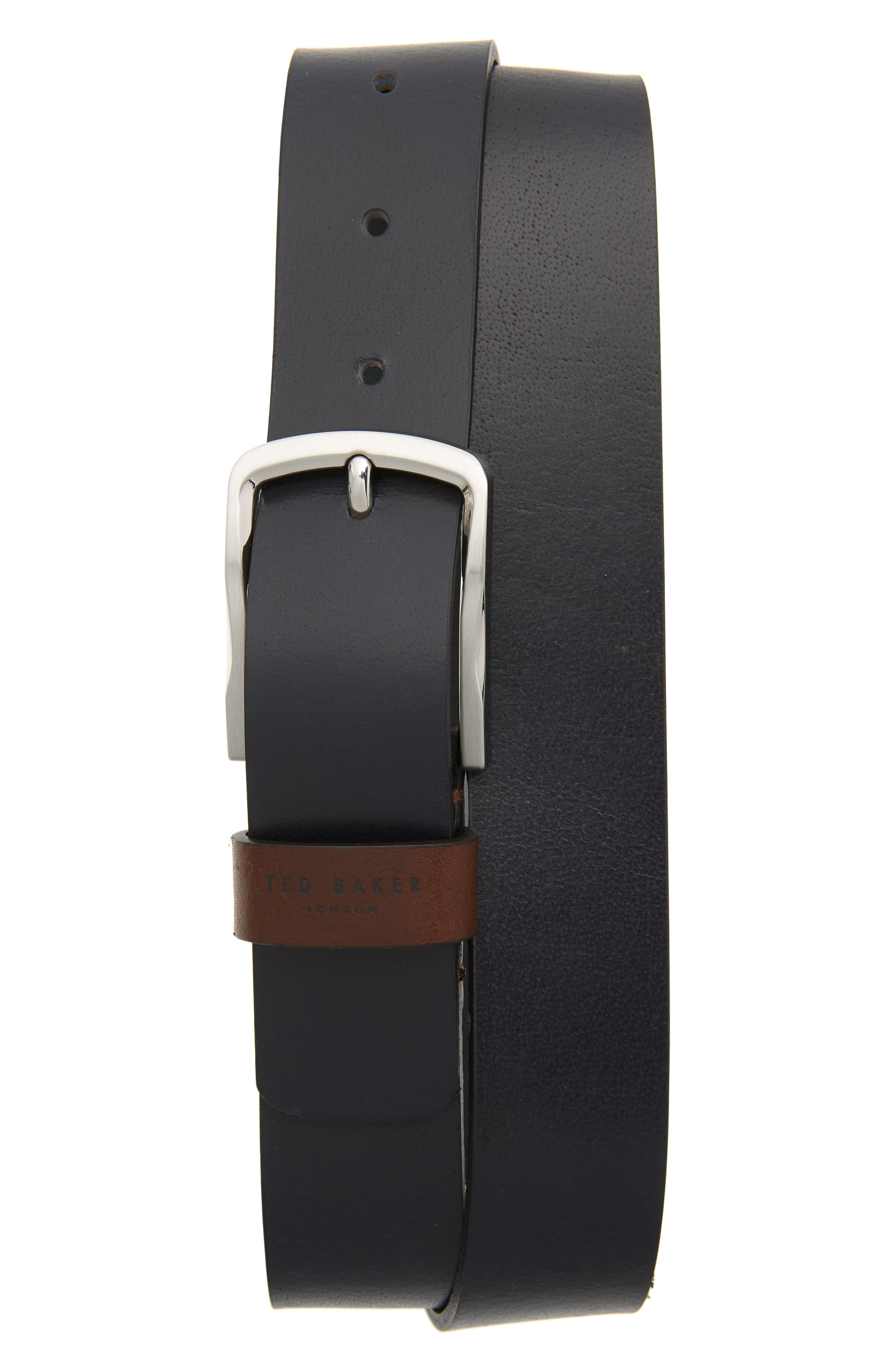 Ted Baker London Belt Parmar Leather Belt