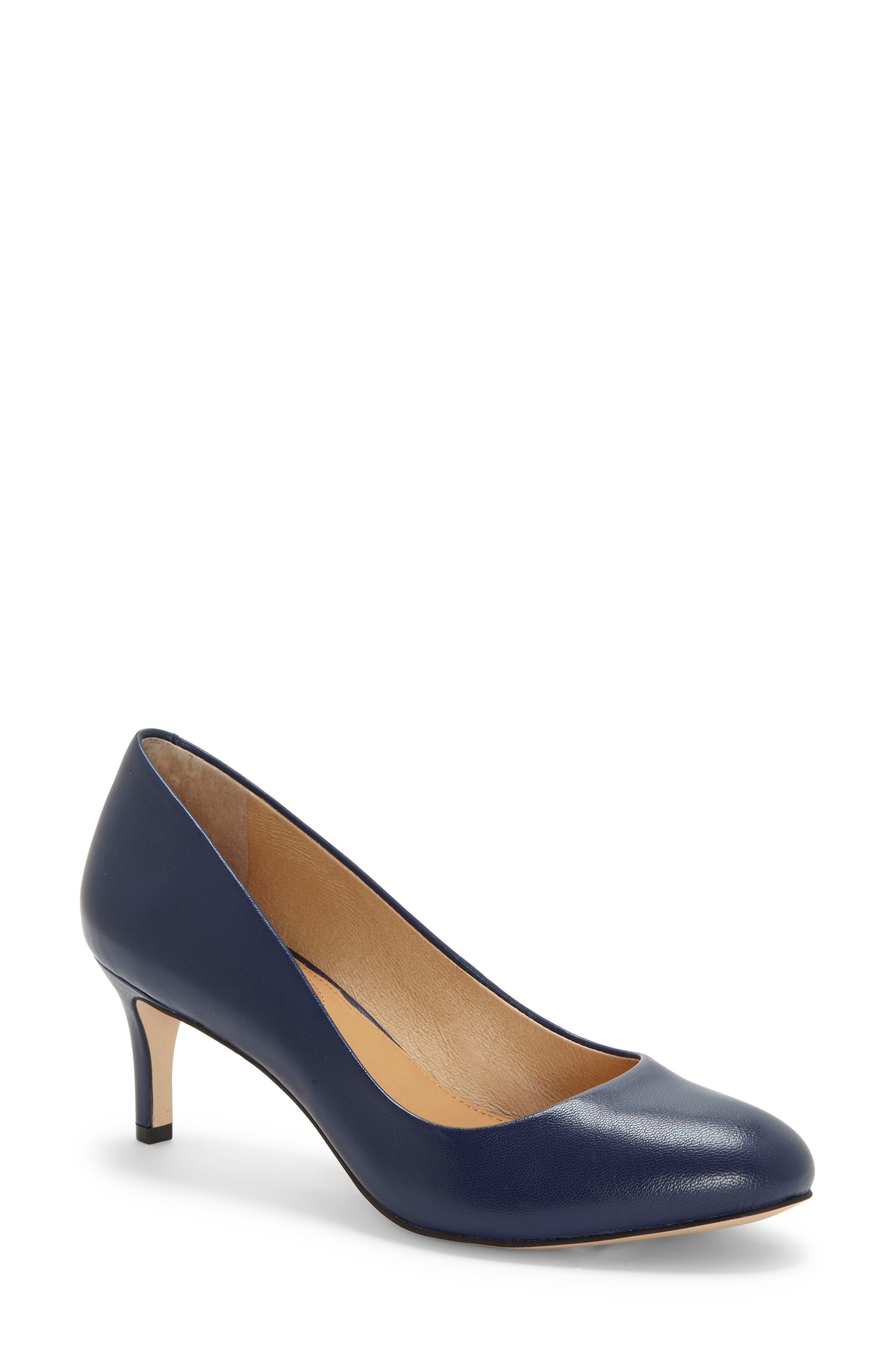A timeless, go-to pump with a walkable heel is wonderfully comfortable thanks to gel and foam cushioning in the footbed. Style Name: Cc Corso Como Linnden Pump (Women). Style Number: 5494744 1. Available in stores.