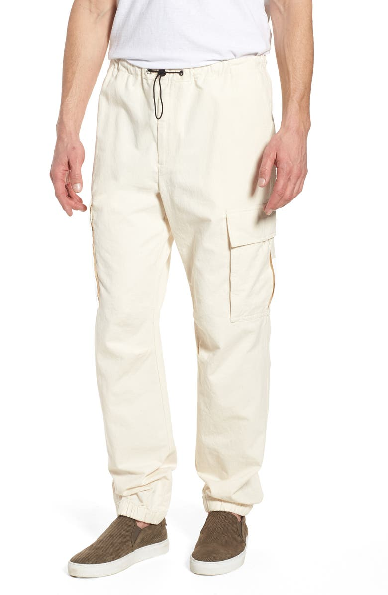 JAMES PERSE Cargo Pants, Main, color, 900