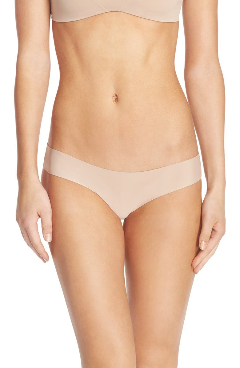 HONEYDEW INTIMATES Skinz Hipster Briefs, Main, color, NUDE