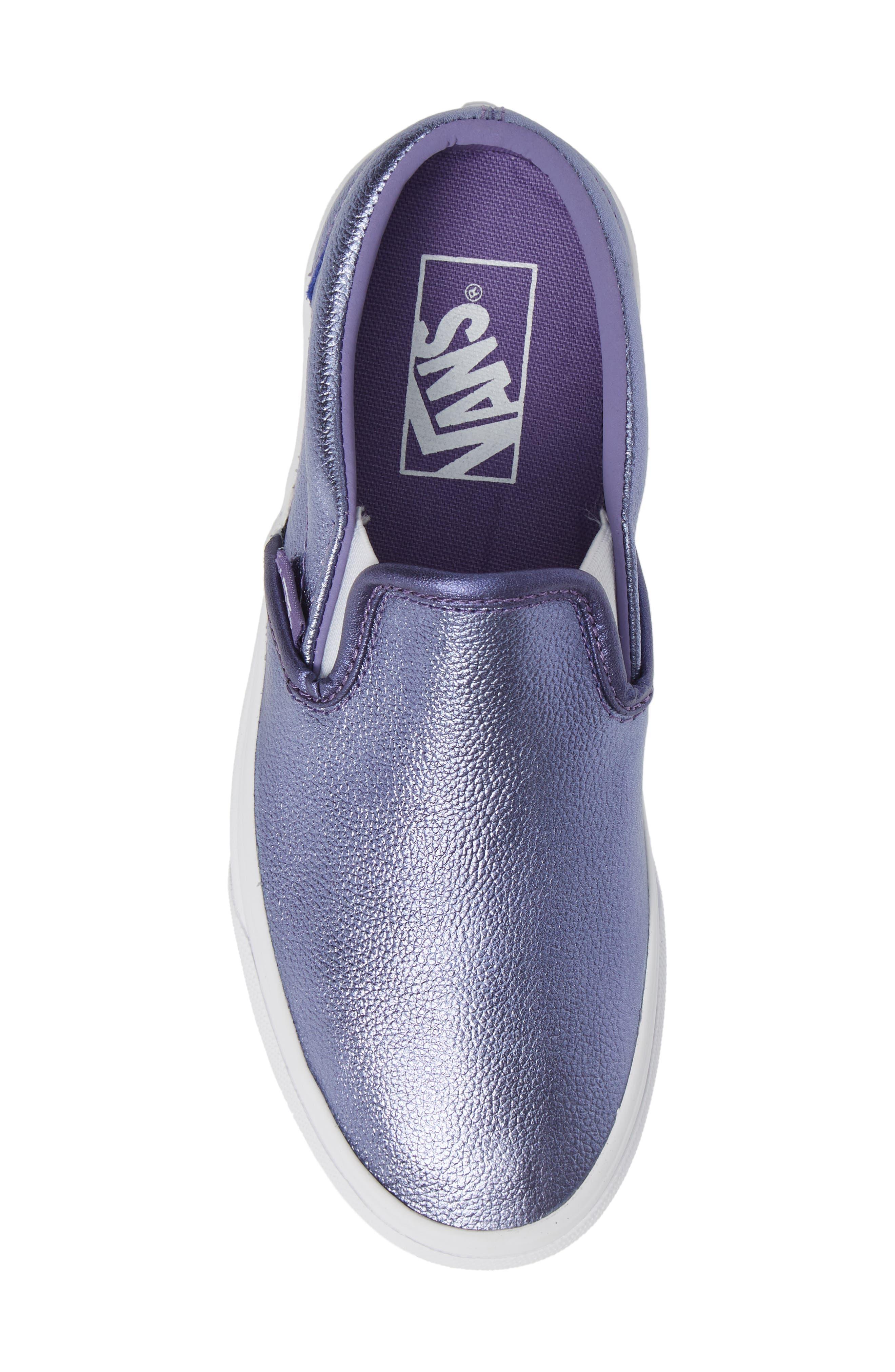 ,                             Classic Slip-On Sneaker,                             Alternate thumbnail 45, color,                             403