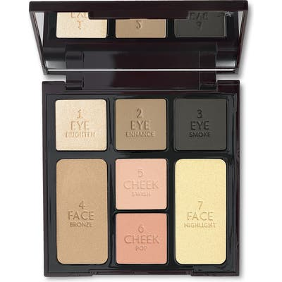 Charlotte Tilbury Instant Look In A Palette Smoky Eye Beauty - No Color
