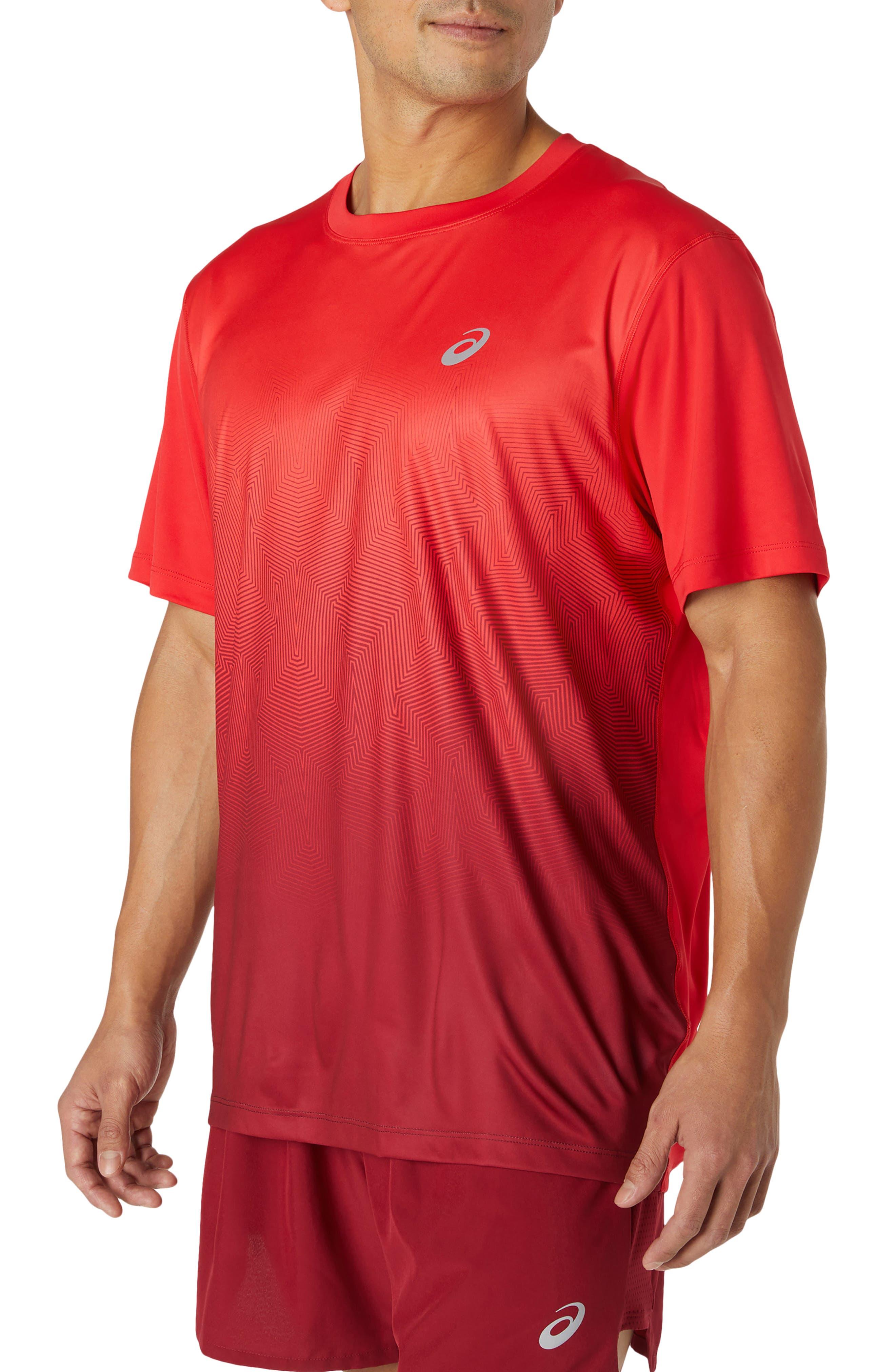 Men's Asics Kasane Ventilated Running T-Shirt