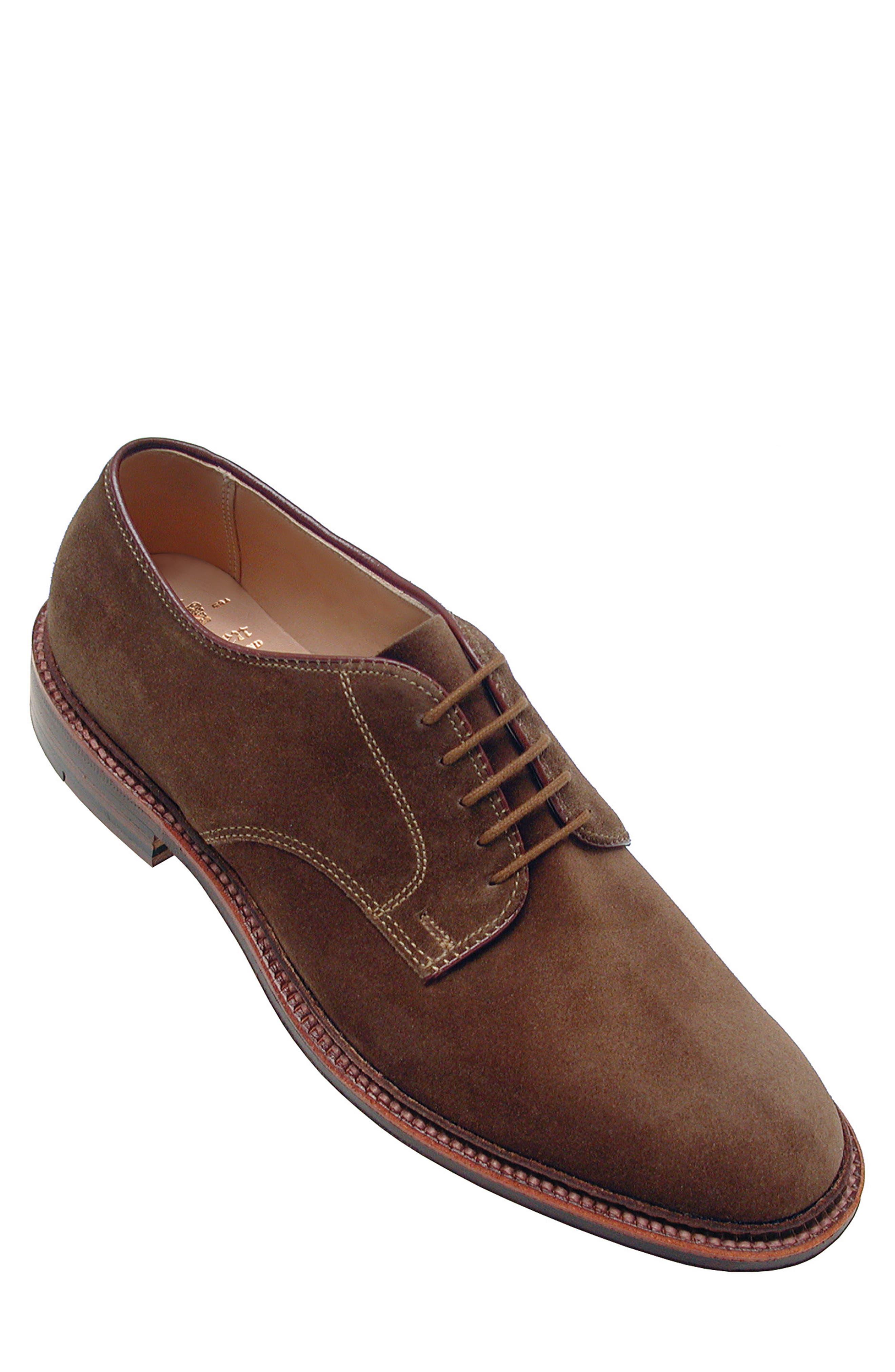 Blucher Plain Toe Derby