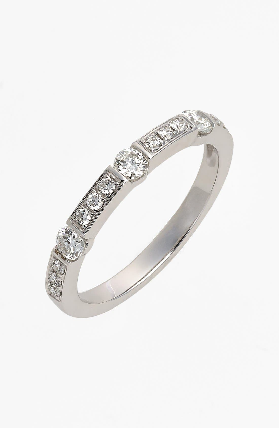 'Linea' Diamond Band Ring (Nordstrom Exclusive)