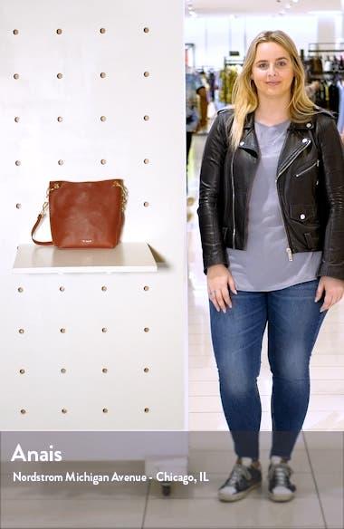 Mini Holiiee Leather Crossbody Bag, sales video thumbnail