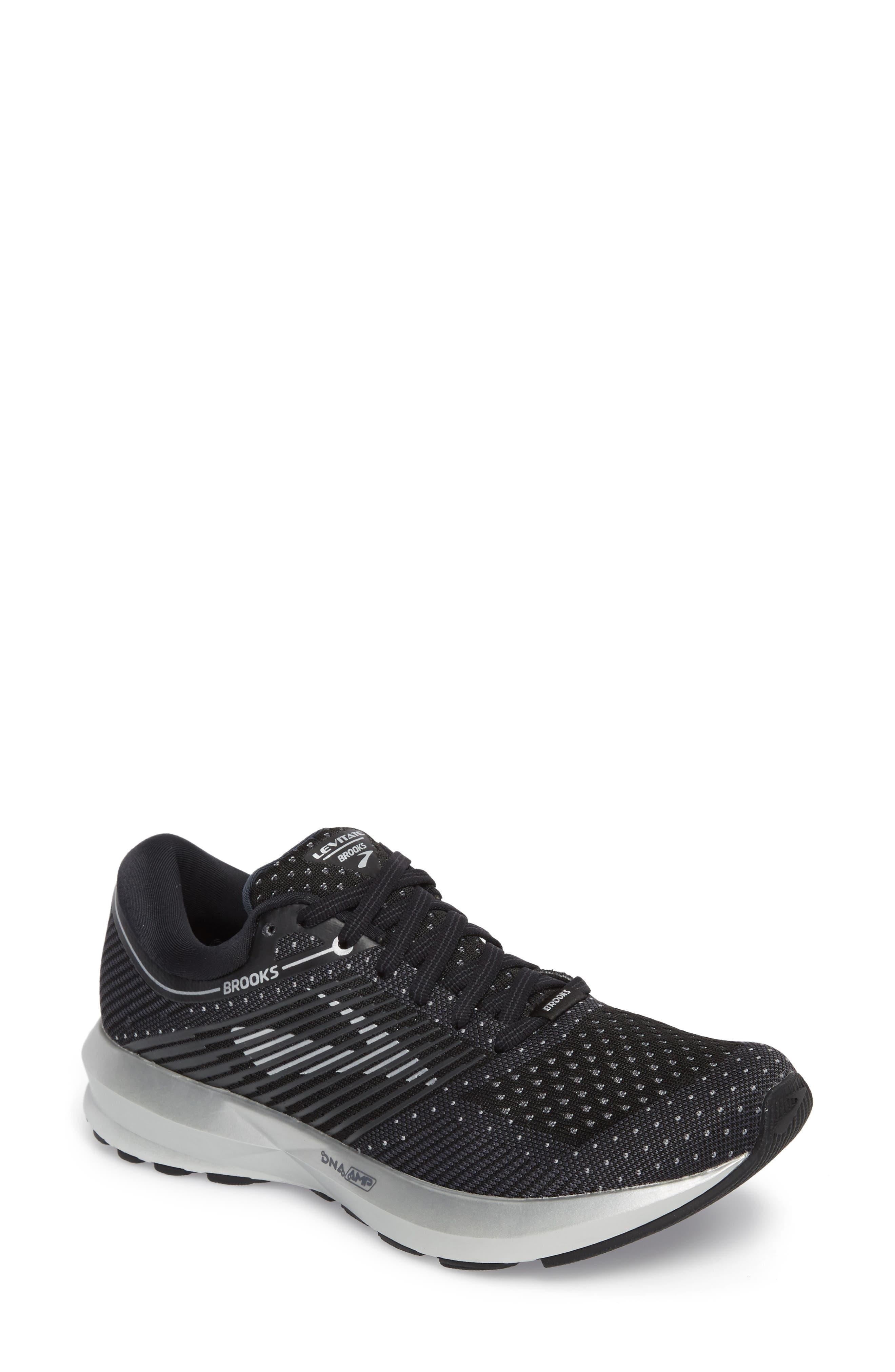 Brooks Levitate Running Shoe B - Black