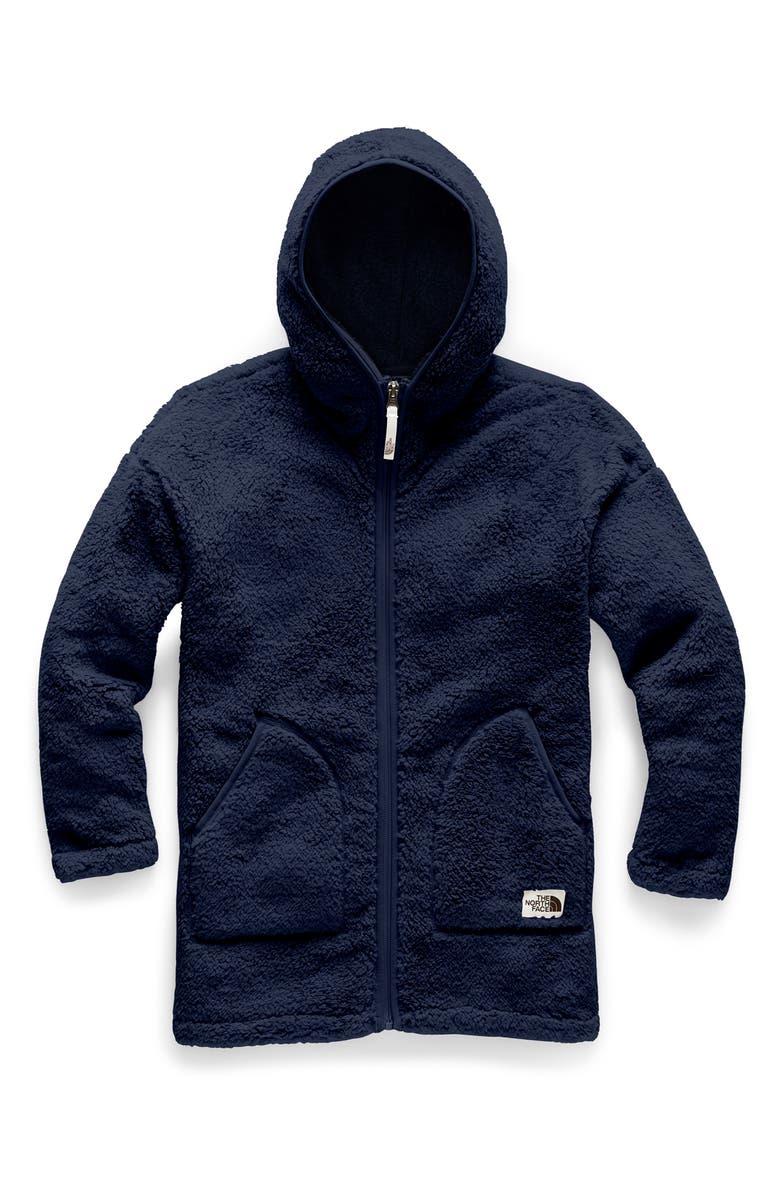 THE NORTH FACE Campshire Fleece Jacket, Main, color, MONTAGUE BLUE