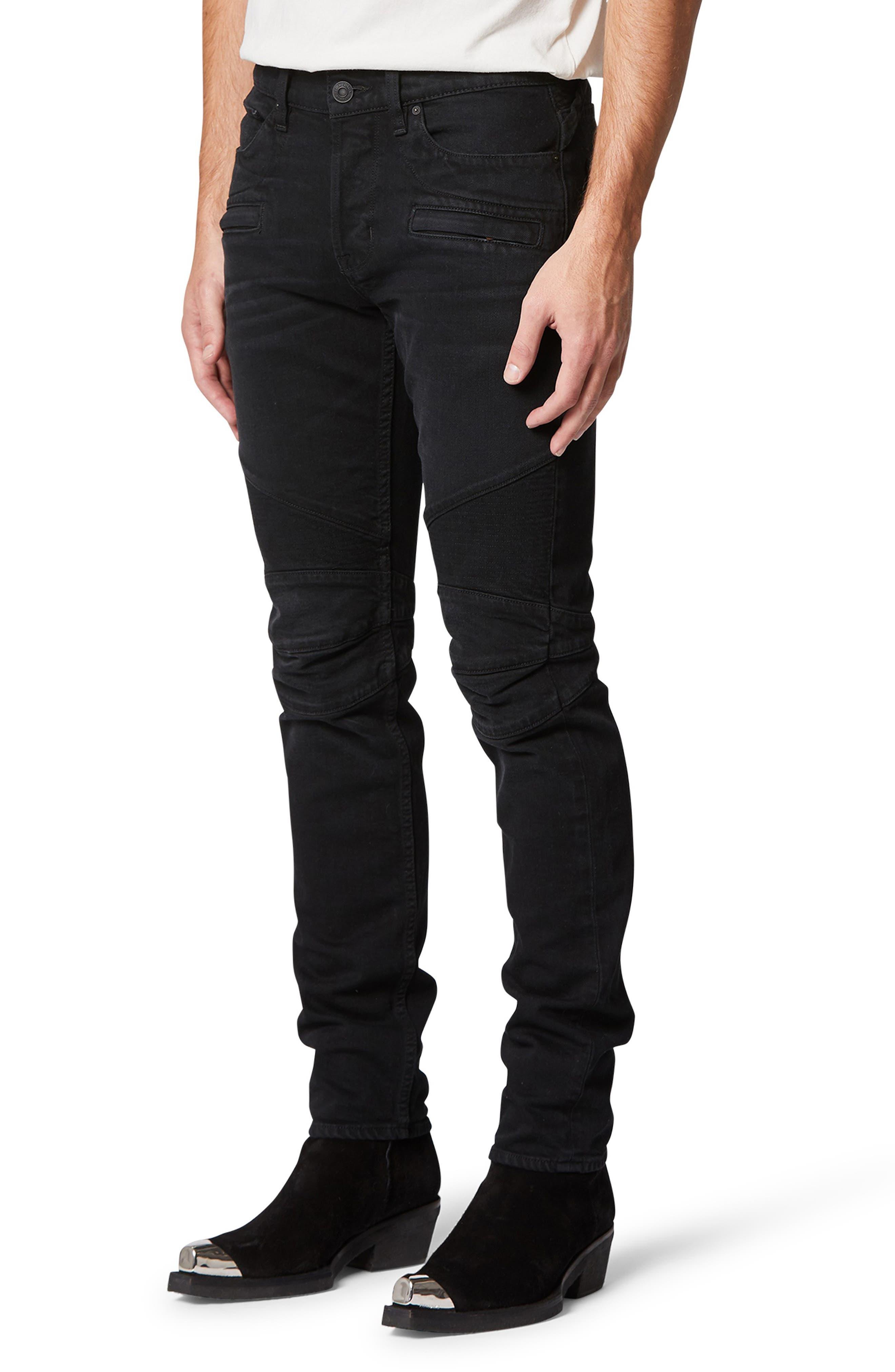 The Blinder V.2 Skinny Fit Biker Jeans