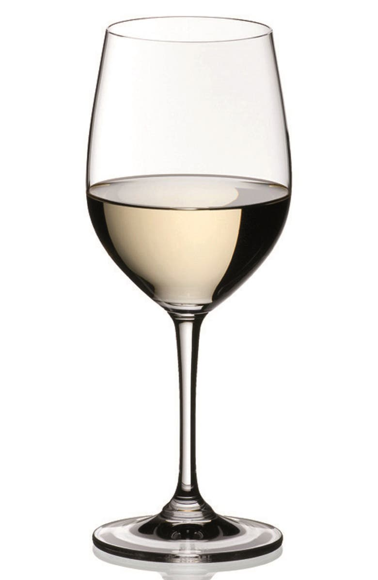 RIEDEL Vinum Set of 2 Chardonnay/Viognier Glasses, Main, color, CLEAR