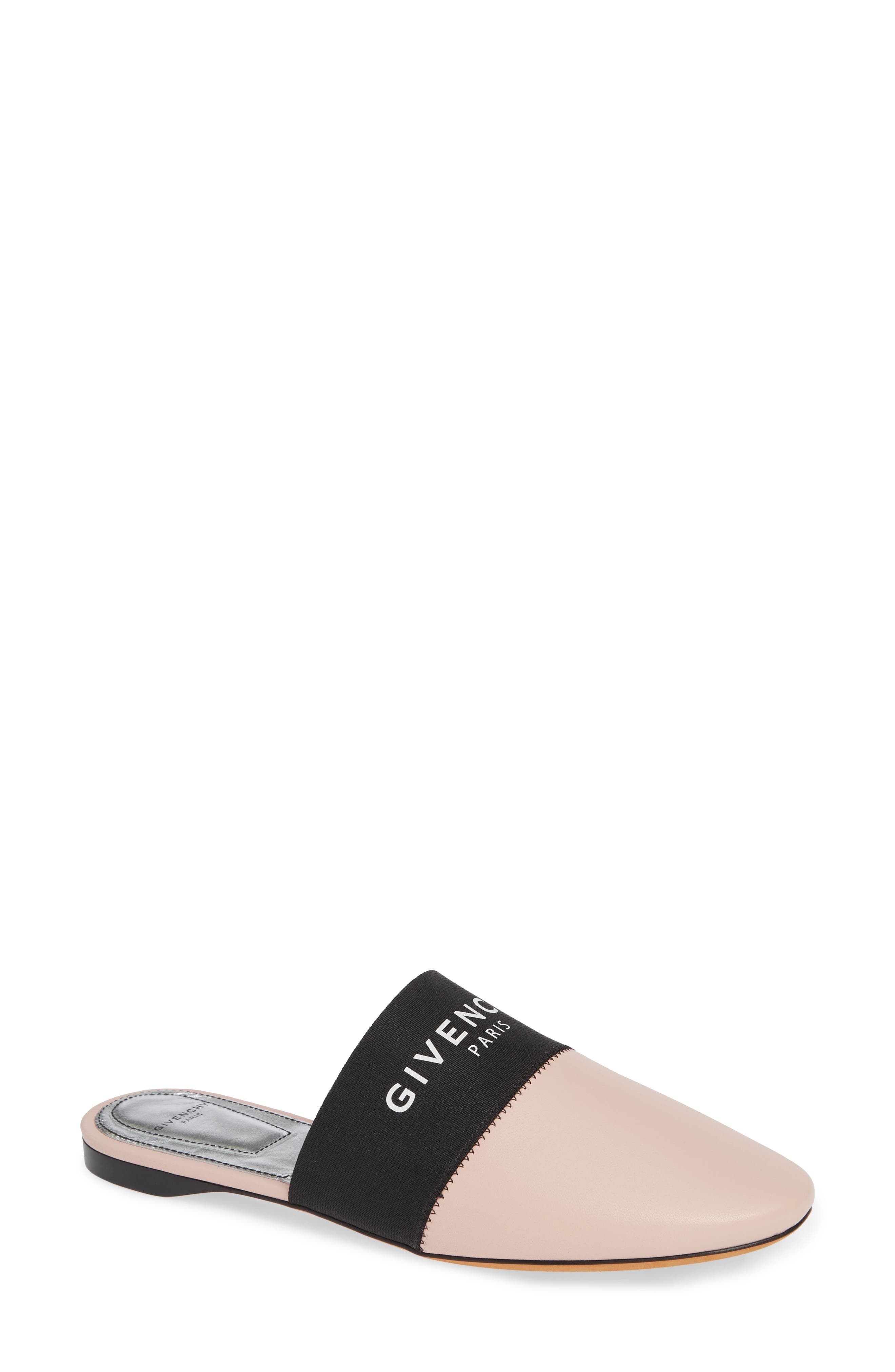 Givenchy Bedford Logo Mule, Pink