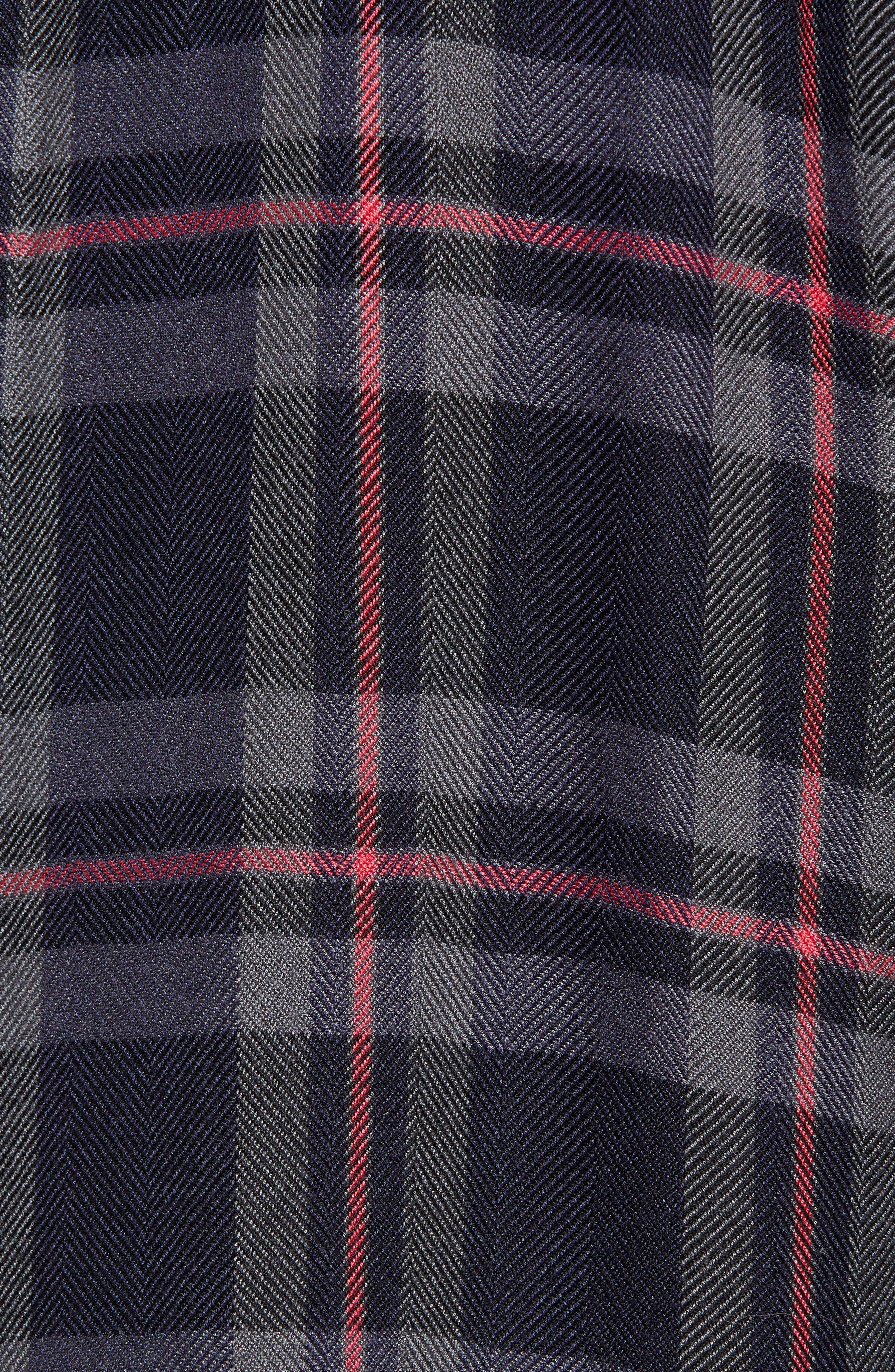,                             Hunter Plaid Shirt,                             Alternate thumbnail 541, color,                             022