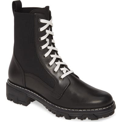 Rag & Bone Shiloh Combat Boot - Black