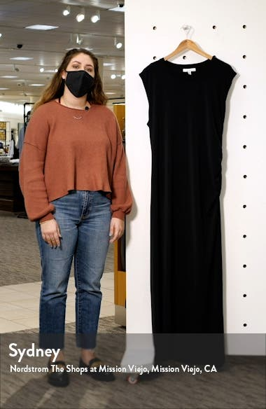 Side Ruched Dress, sales video thumbnail
