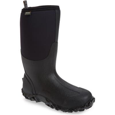 Bogs Classic High Waterproof Boot, Black