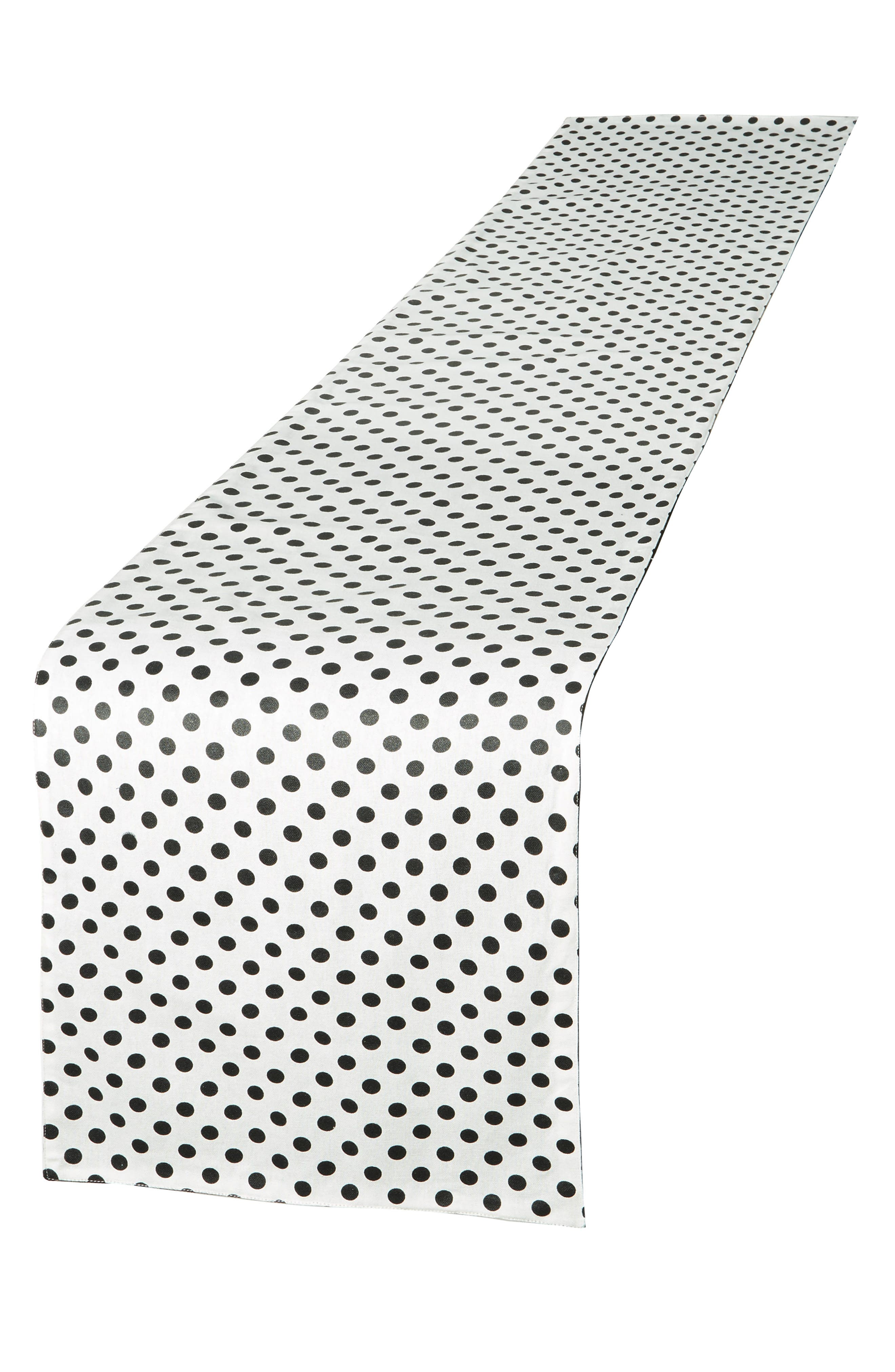 ampersand table runner, Main, color, 001