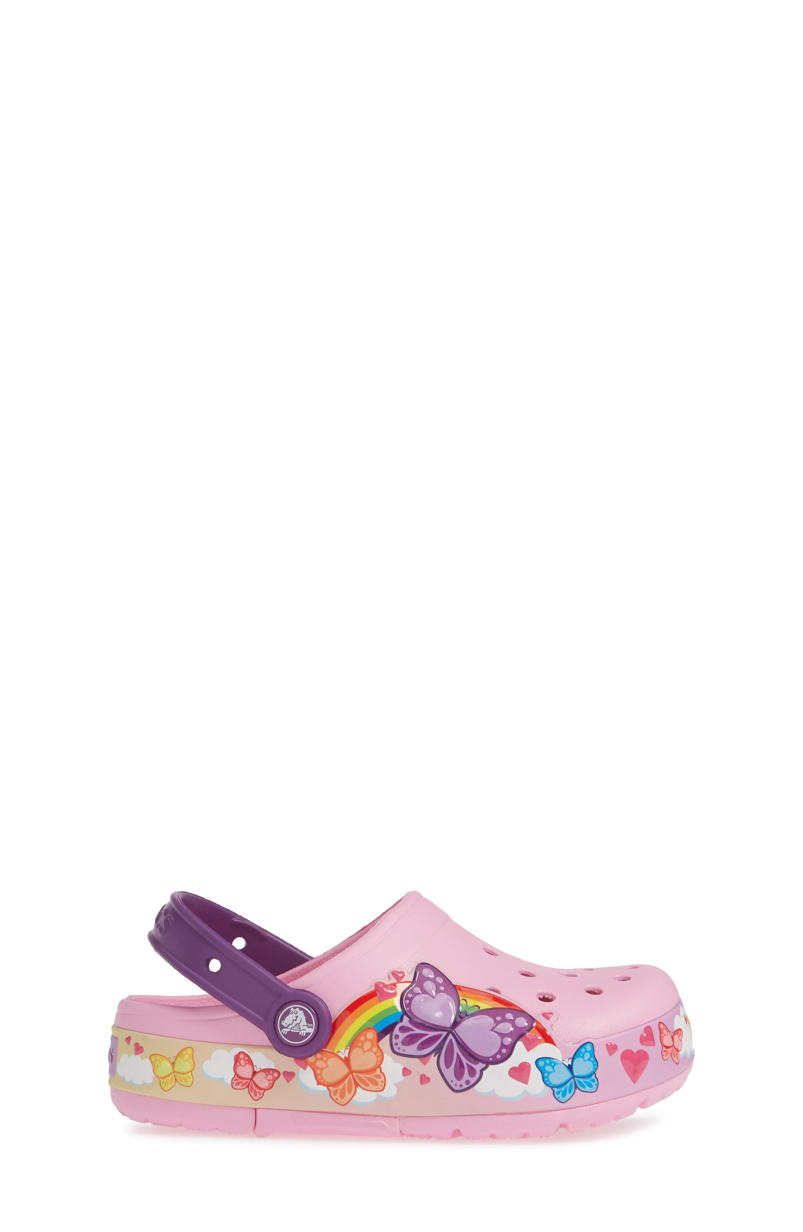 ,                             Fun Lab Butterflyband Light-Up Slip-On,                             Alternate thumbnail 3, color,                             652