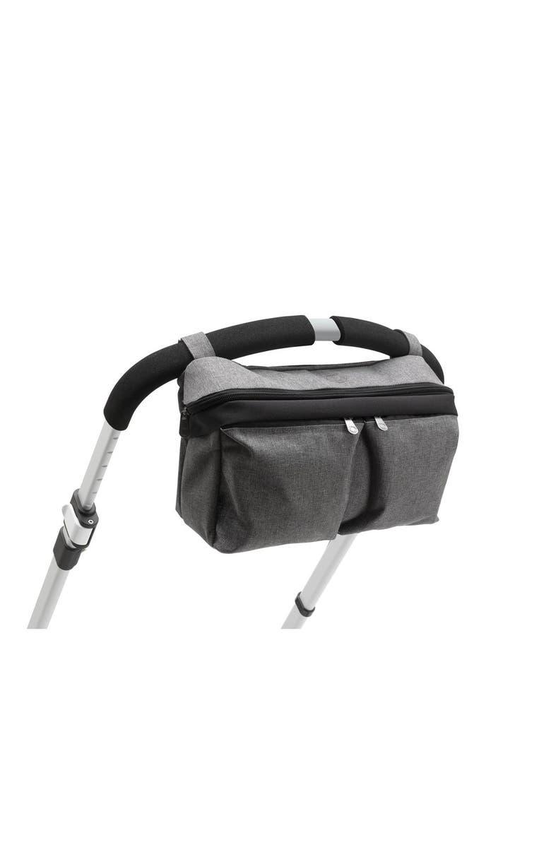 BUGABOO Stroller Organizer Bag, Main, color, GREY MELANGE