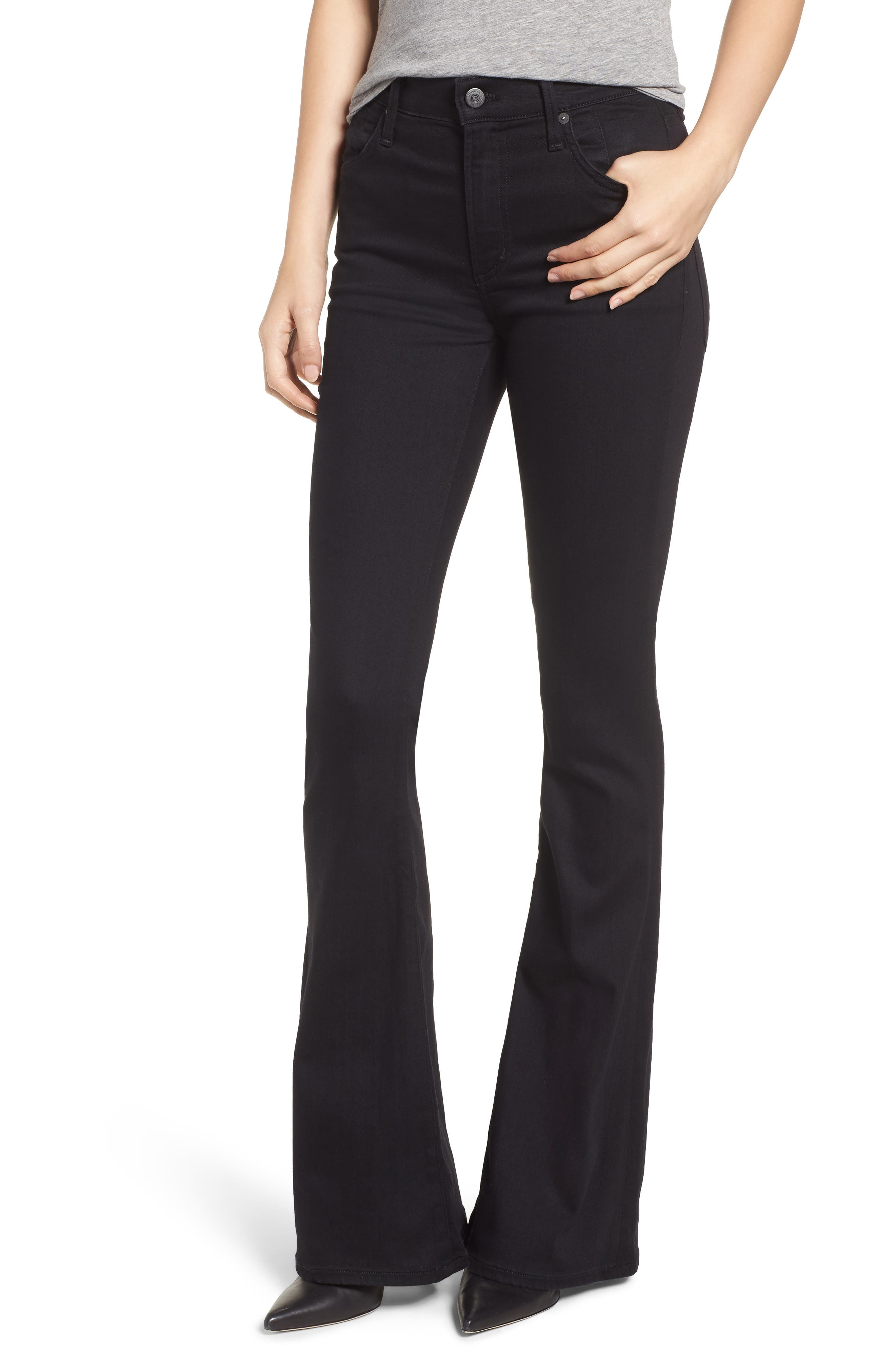 Image of Citizens Of Humanity Fleetwood High Waist Flare Jeans