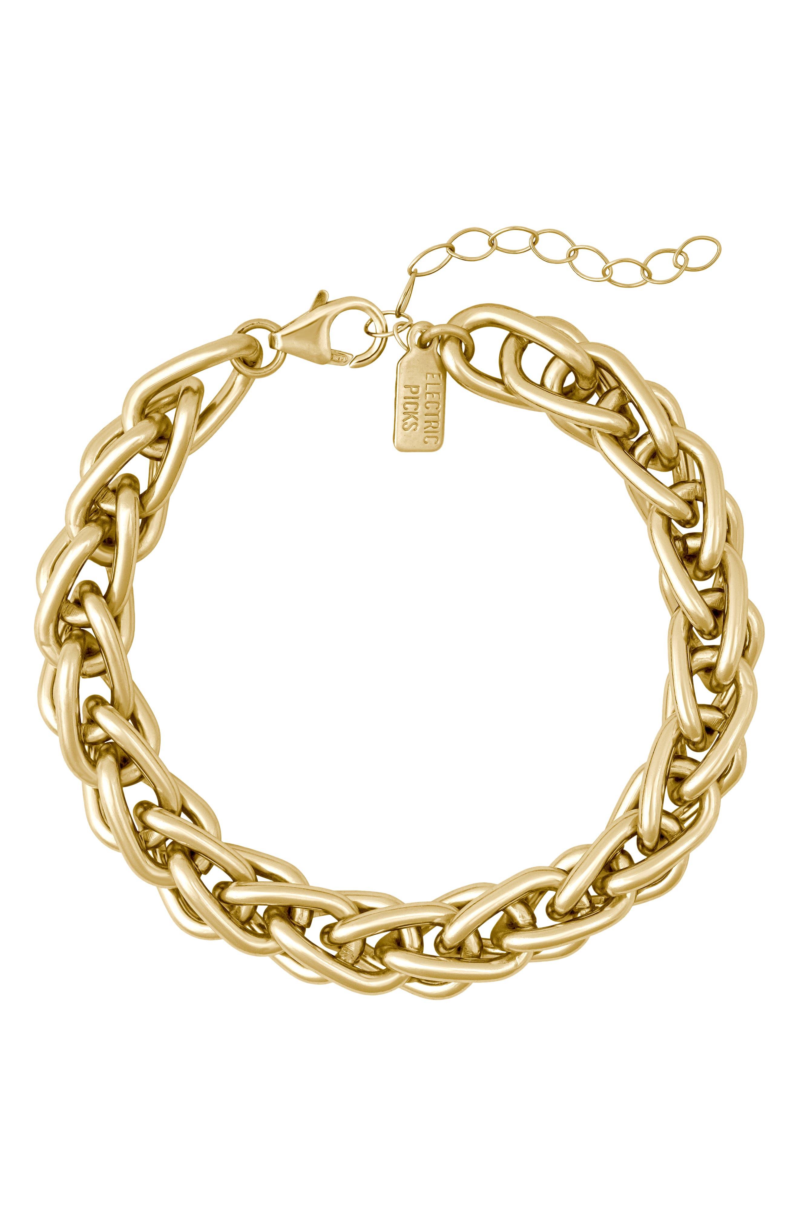 Lasso Chain Bracelet