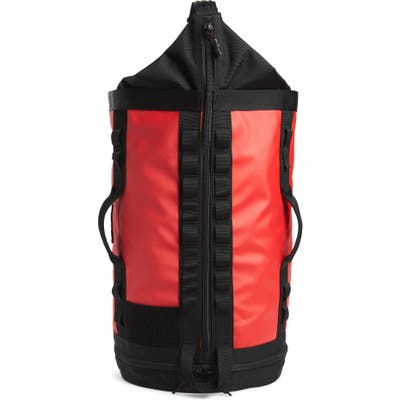 The North Face Small Explore Haulaback Backpack - Red