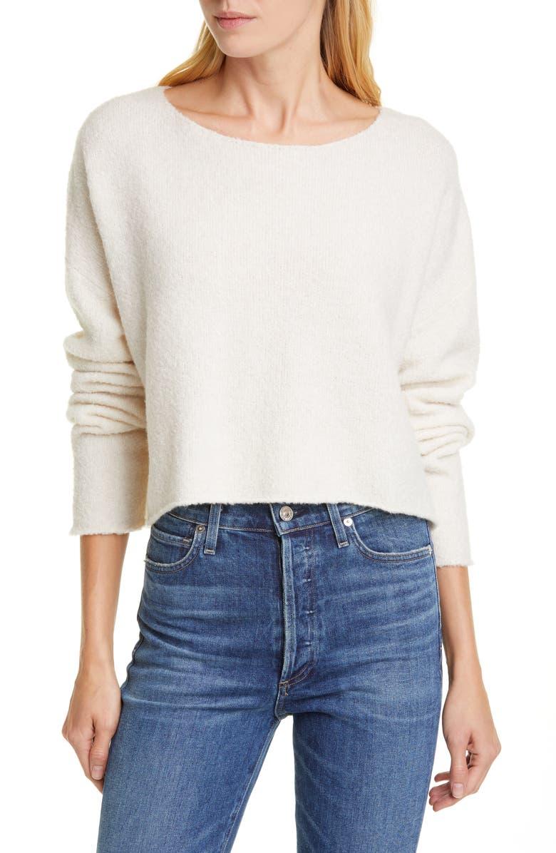 LINE Leighton Sweater, Main, color, POWDER