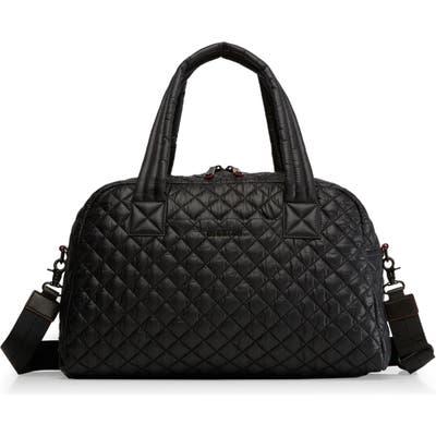 Mz Wallace Jimmy Travel Bag - Black