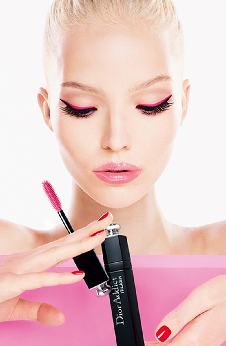 DIOR 'Addict It-Line' Liquid Eyeliner, Main, color, 001