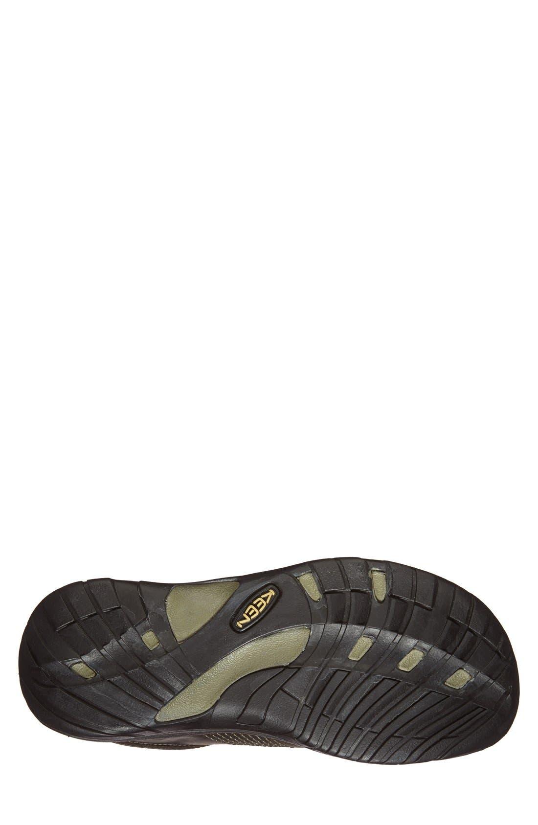 ,                             'Austin' Sneaker,                             Alternate thumbnail 3, color,                             CHOCOLATE BROWN