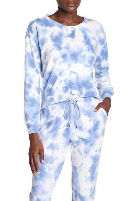 Image of Splendid Tie-Dye Sweatshirt