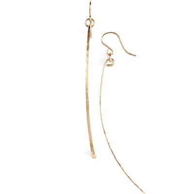 Ija Twig Drop Earrings