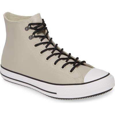 Converse Chuck Taylor All Star Winter Hi Sneaker- Ivory