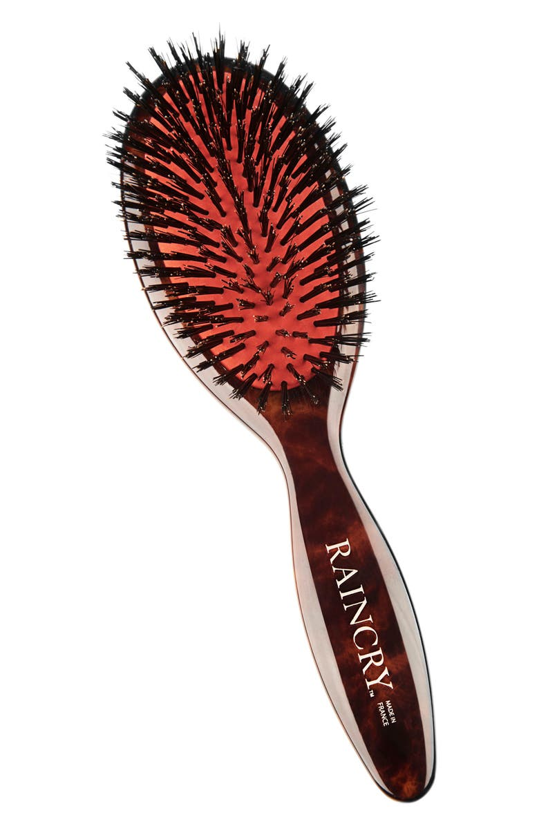 RAINCRY Condition Large Pure Boar Bristle Brush, Main, color, NO COLOR