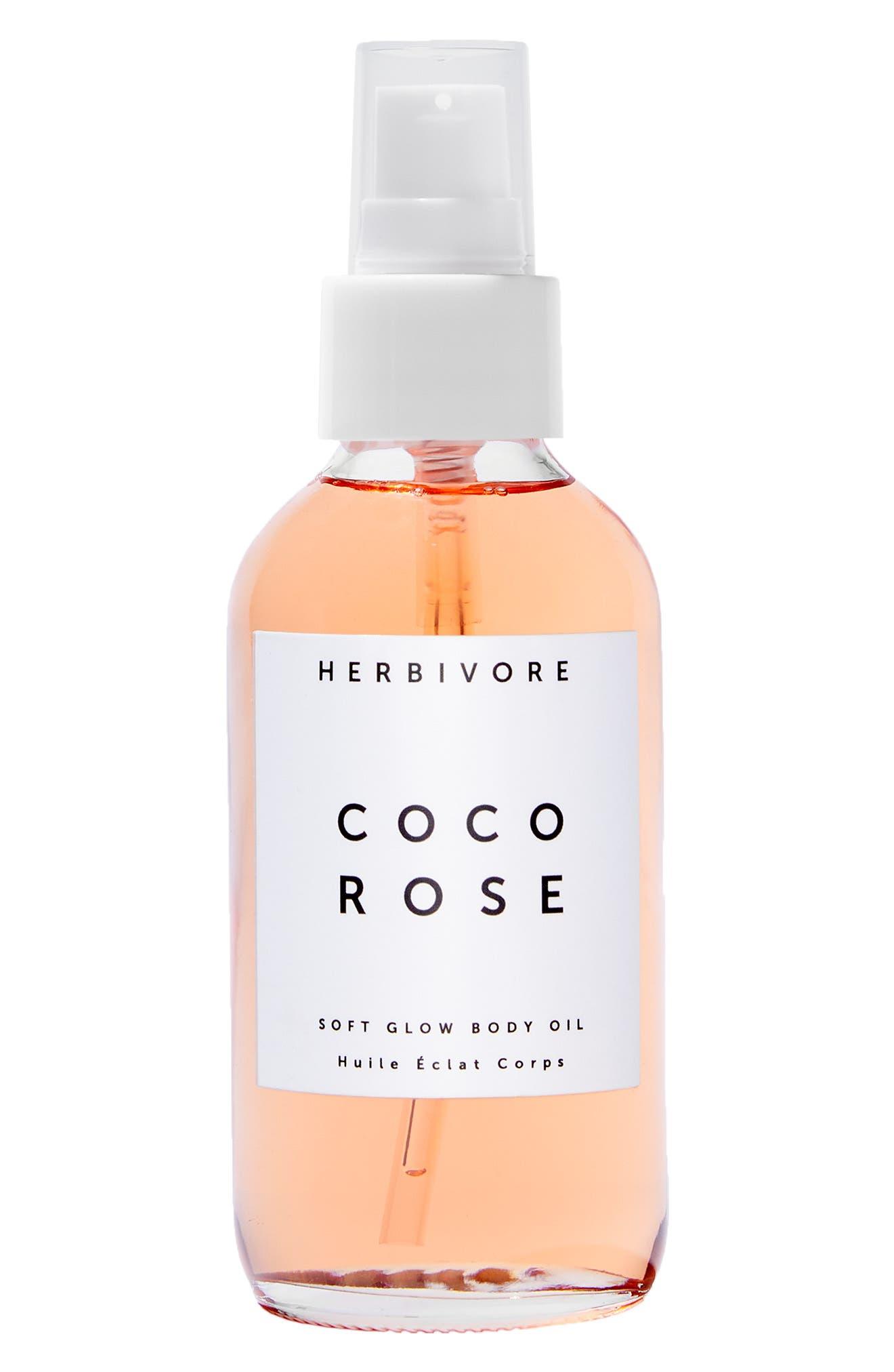 Coco Rose Soft Glow Body Oil