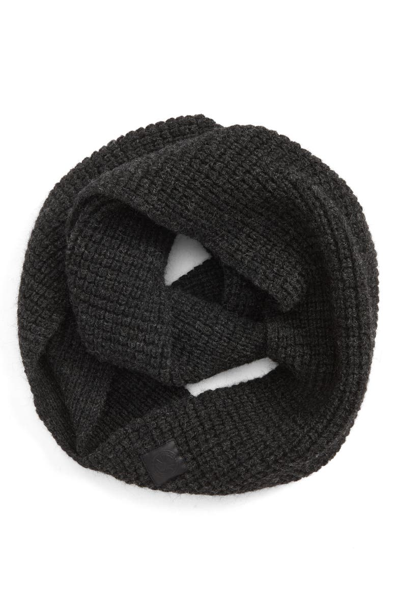 CANADA GOOSE Infinity Wool Scarf, Main, color, 020