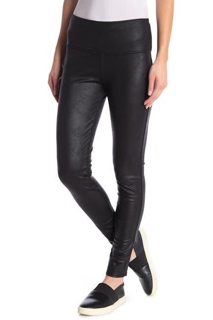 Image of Seven7 Sculpt Ultra High Rise Faux Leather Leggings