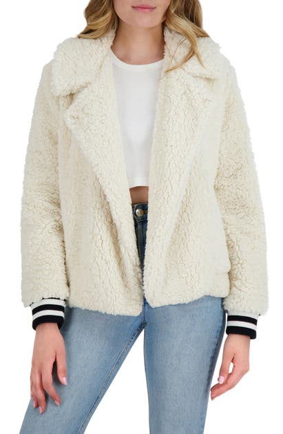 Bb Dakota FLEECE LOVE JACKET