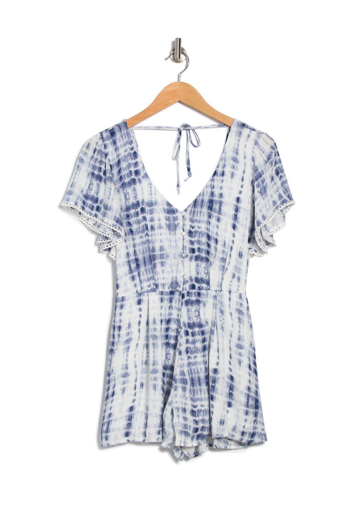 Image of ROW A Tiered Ruffle Dress