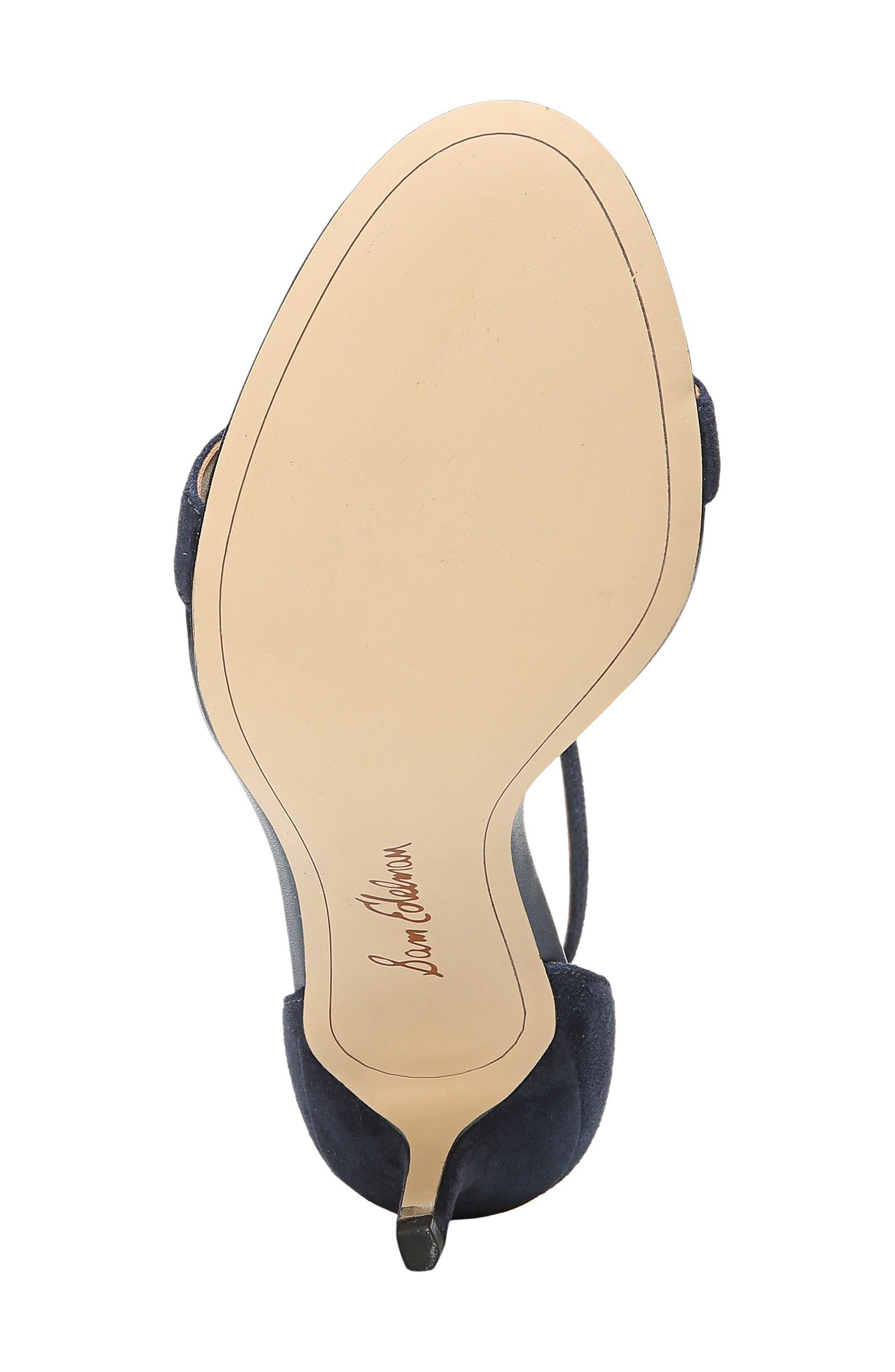 ,                             'Patti' Ankle Strap Sandal,                             Alternate thumbnail 203, color,                             407