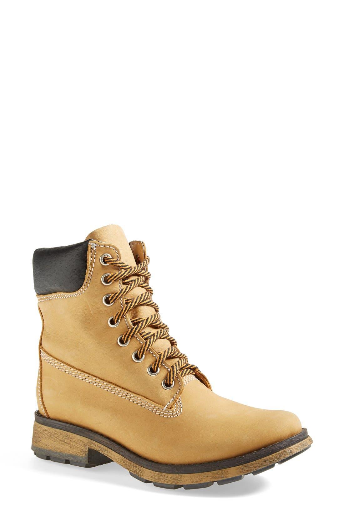 'Pasa' Work Boot, Main, color, 200