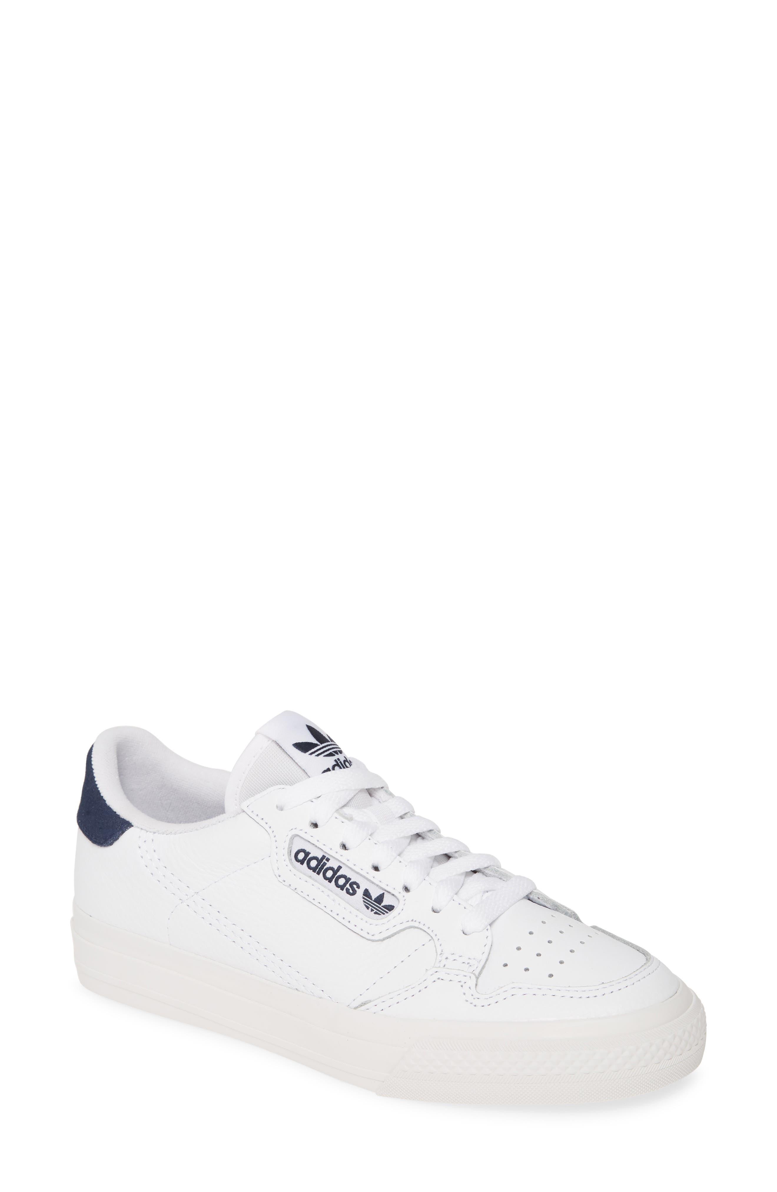 Adidas Continental Vulc Sneaker, / 7 Men
