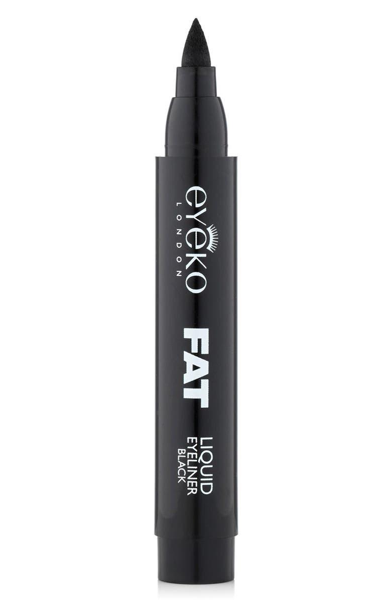 EYEKO Fat Liquid Eyeliner, Main, color, 001