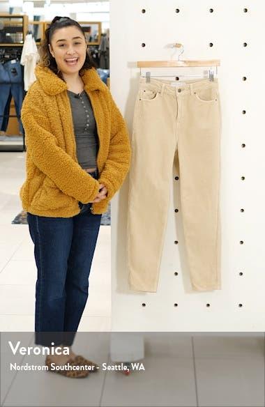 Corduroy Mom Jeans, sales video thumbnail