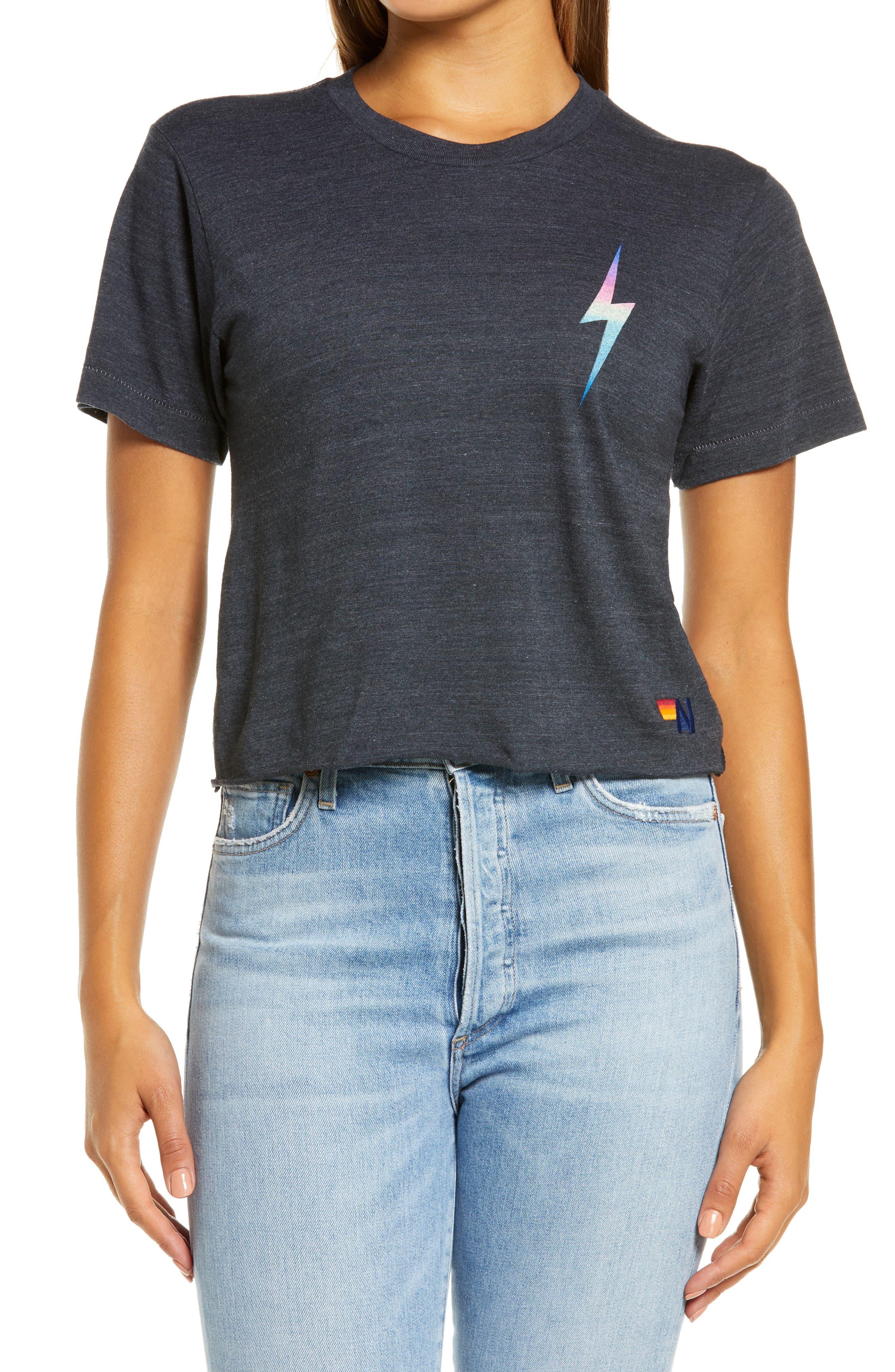 Bolt Boyfriend T-Shirt