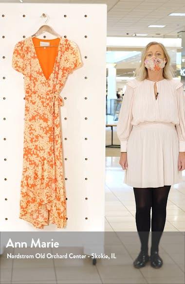 Wrap Maxi Dress, sales video thumbnail