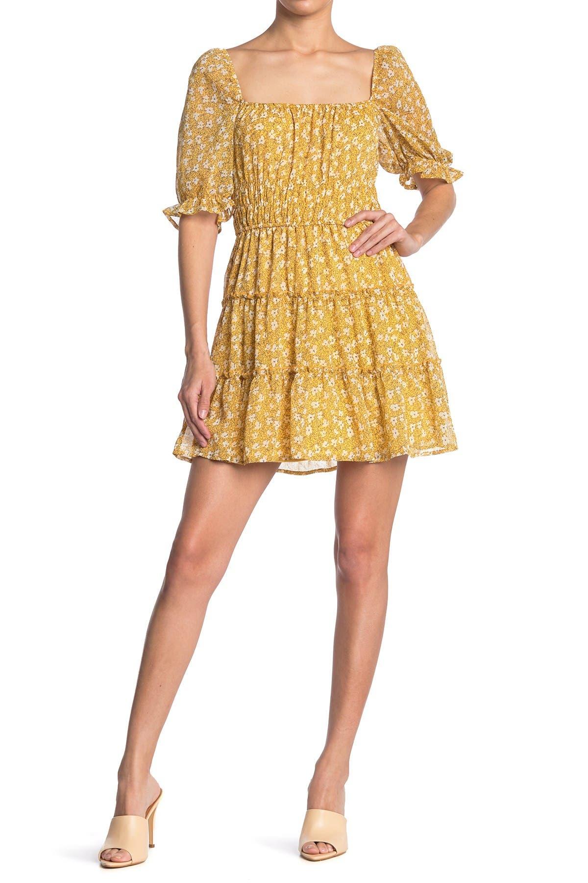 Image of ROW A Smocked Waist Dress