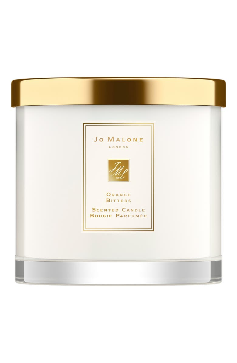 JO MALONE LONDON<SUP>™</SUP> Orange Bitters Deluxe Scented Candle, Main, color, NO COLOR