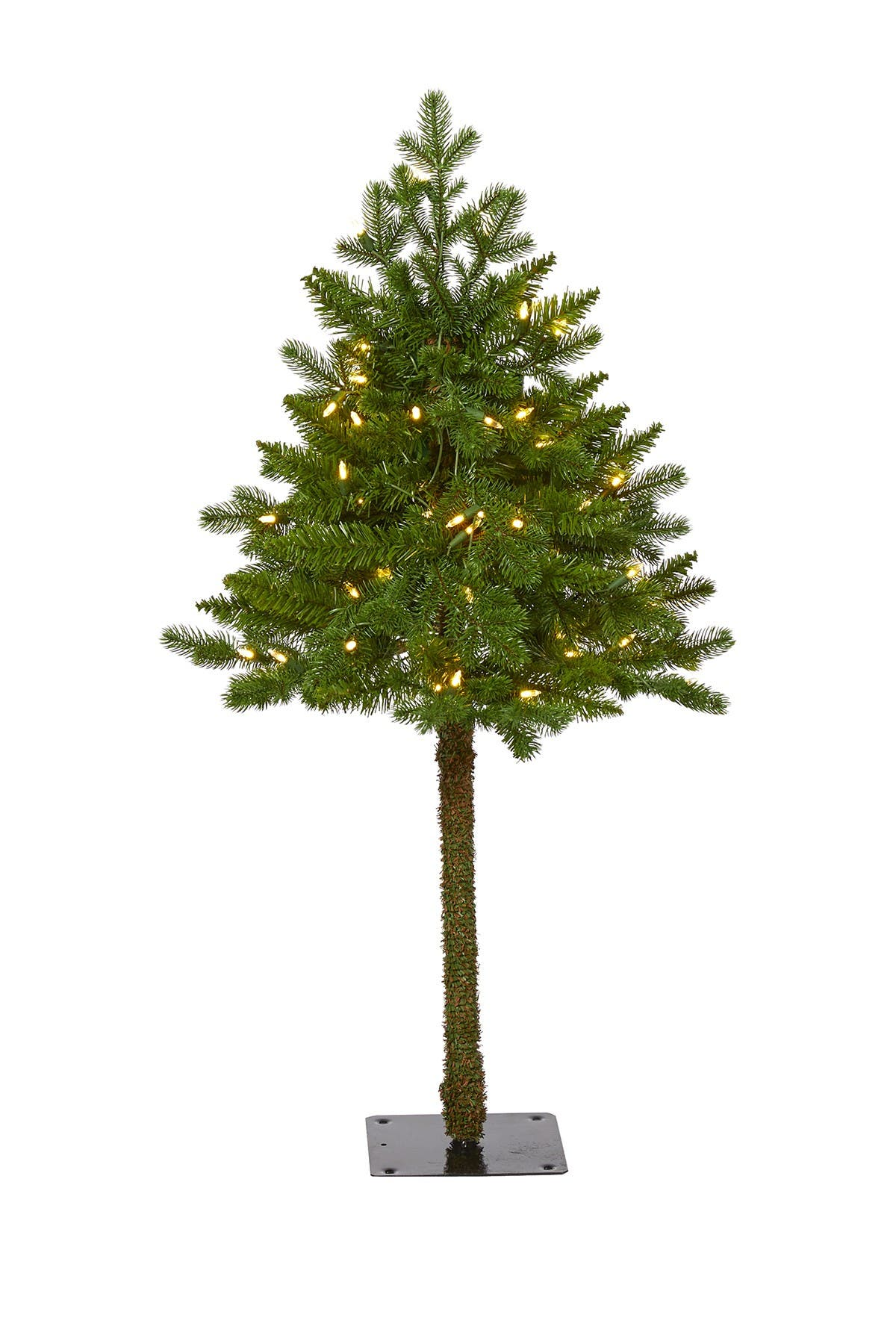 Image of NEARLY NATURAL 3ft. Swiss Alpine Artificial Christmas Tree